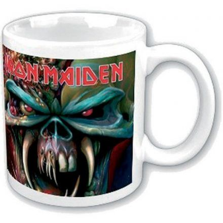 Iron Maiden The Final Frontier Boxed Mug
